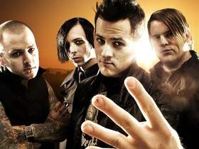Good Charlotte with Sleeping With Sirens