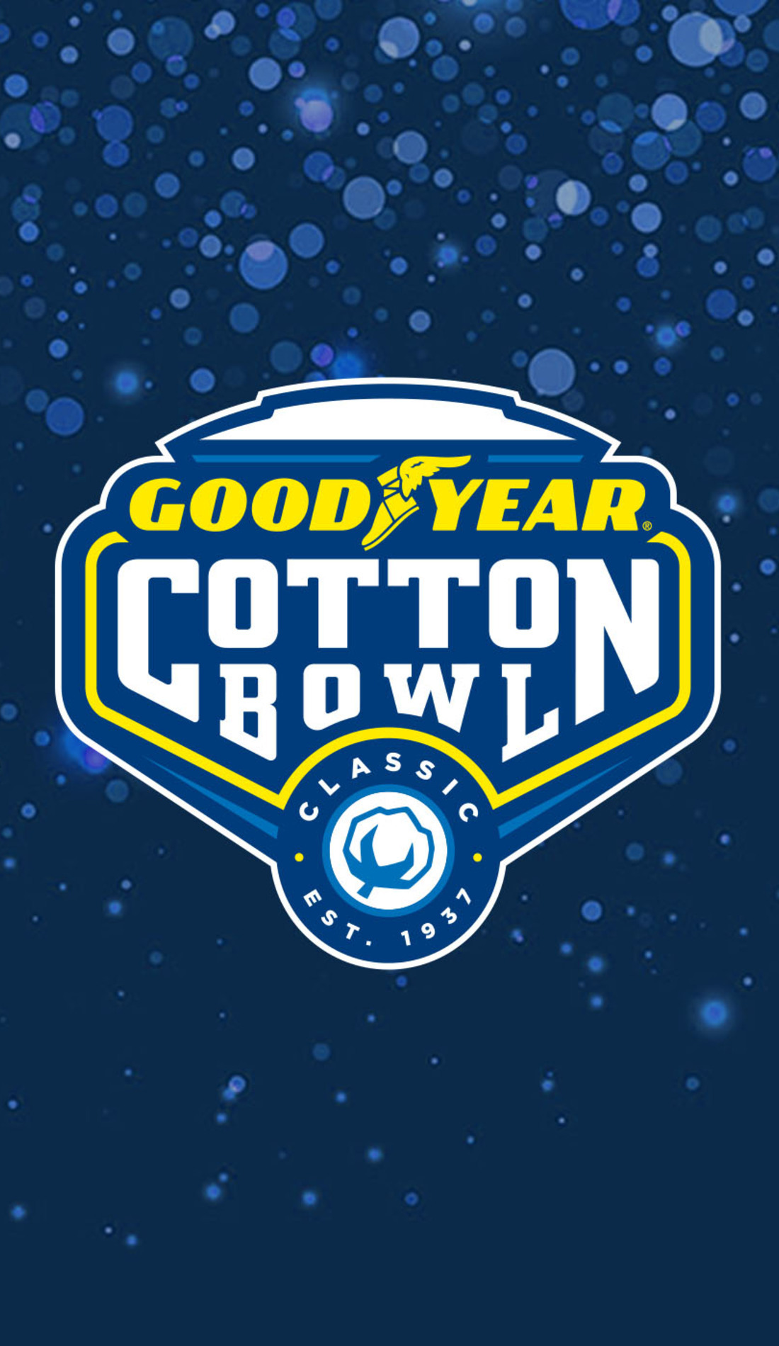 A Goodyear Cotton Bowl Classic live event