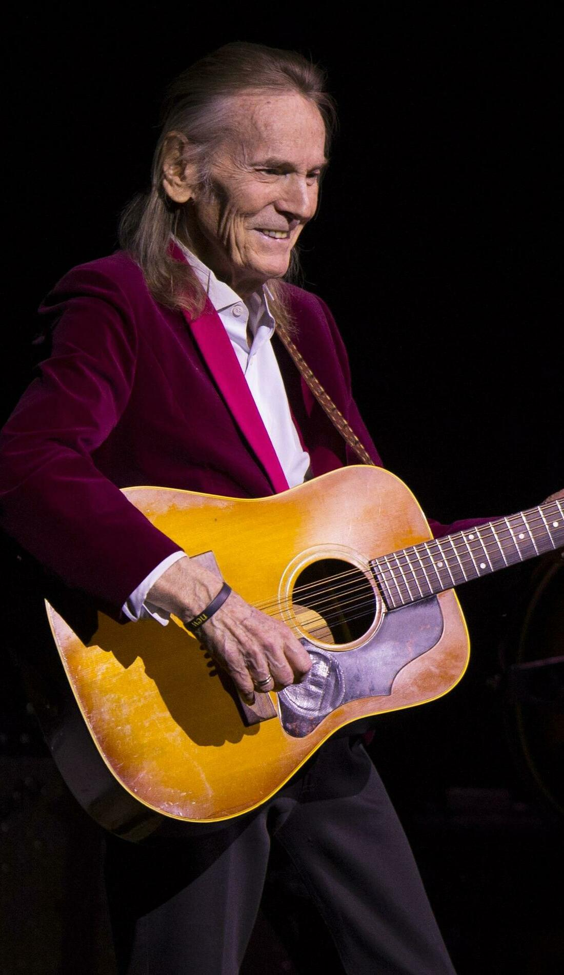 A Gordon Lightfoot live event