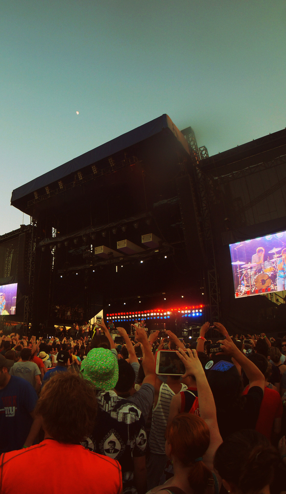 A Governors Ball Music Festival live event