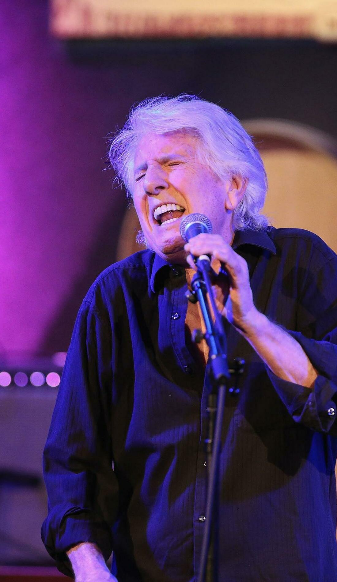 A Graham Nash live event