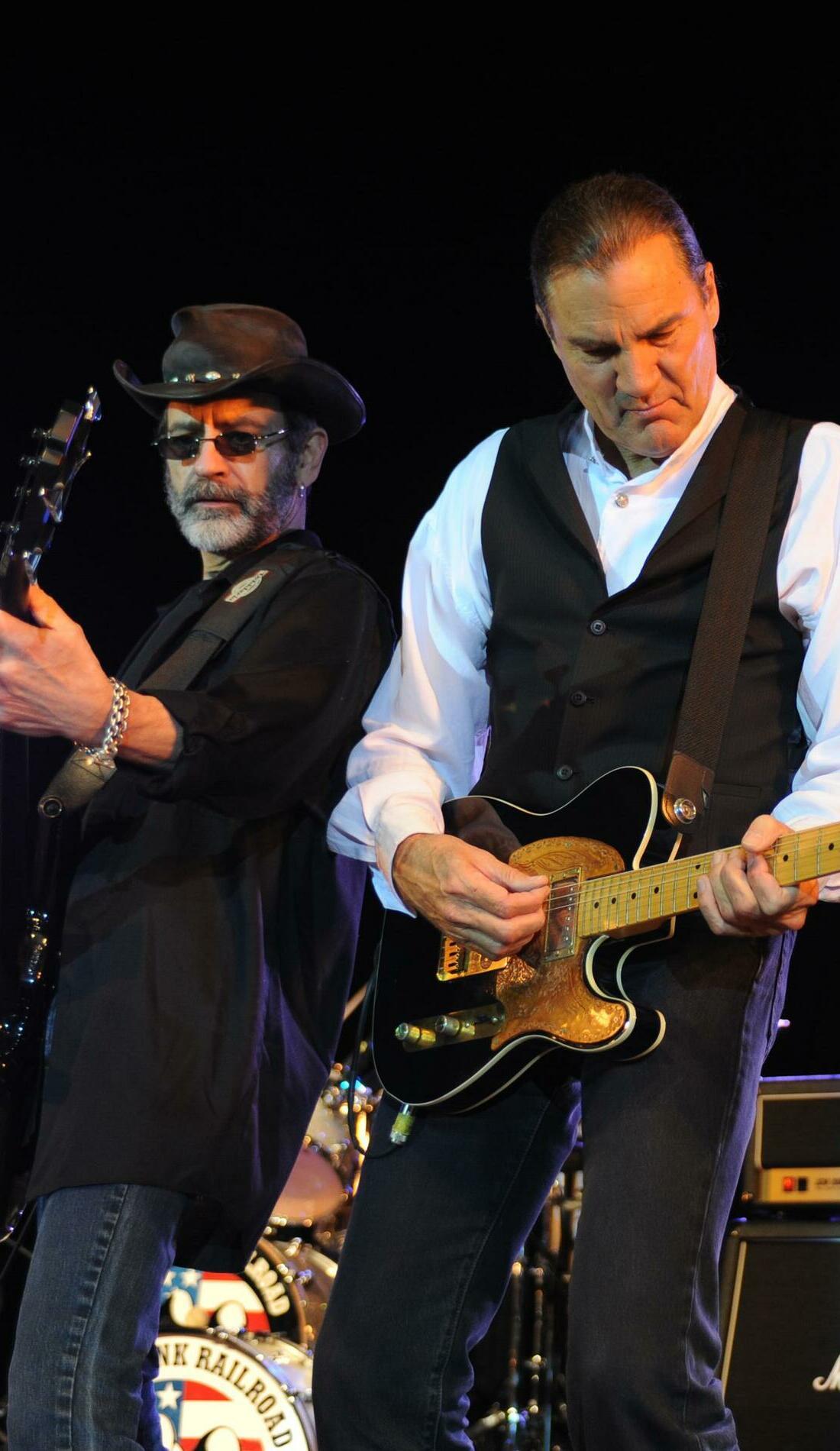 A Grand Funk Railroad live event