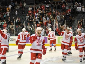 Grand Rapids Griffins at Bakersfield Condors
