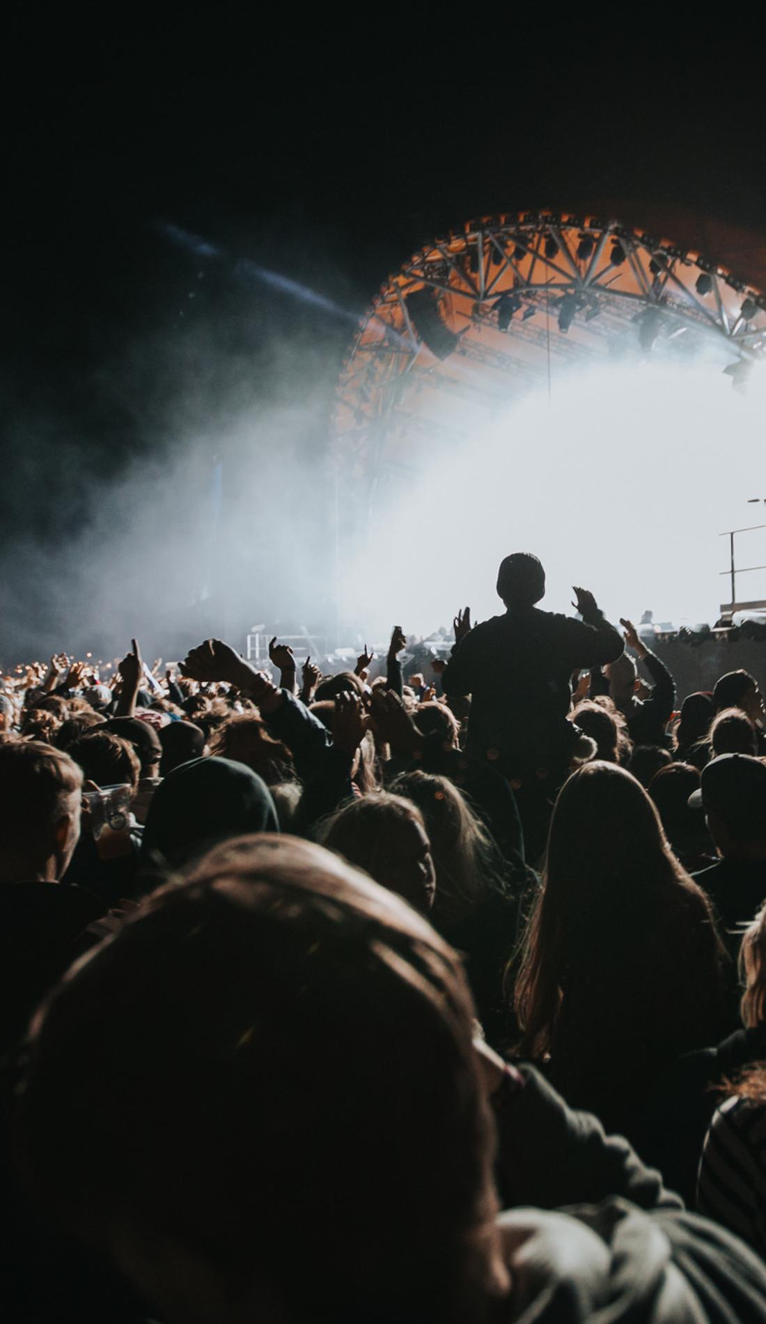 A Grand Rocktember Music Festival live event