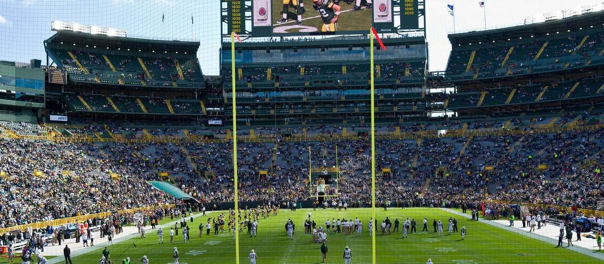 Packers Vs Bears Tickets Dec 15 In Green Bay Seatgeek