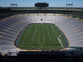 Green Bay Packers at Dallas Cowboys