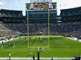 Green Bay Packers at New England Patriots