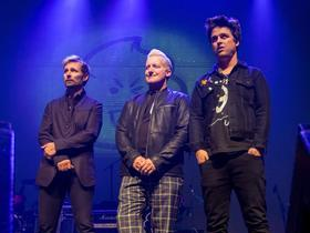 Green Day with Against Me!