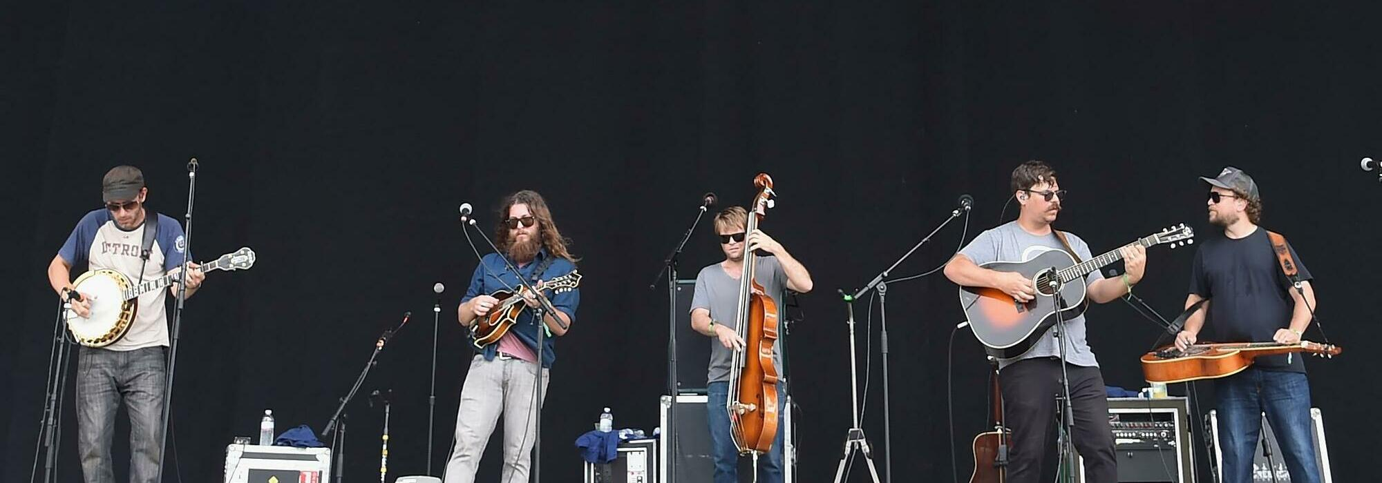 A Greensky Bluegrass live event
