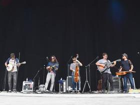 Advertisement - Tickets To Greensky Bluegrass