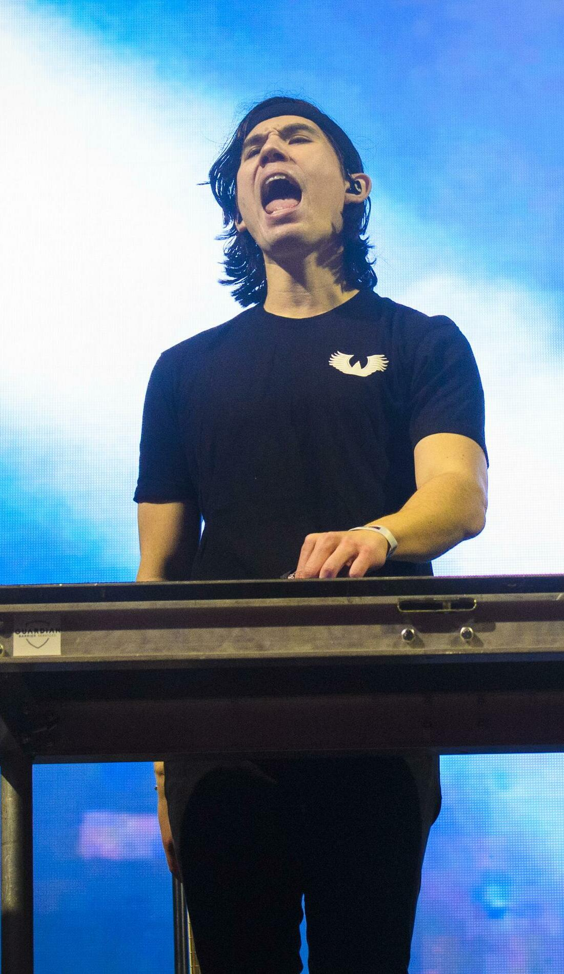 A Gryffin live event