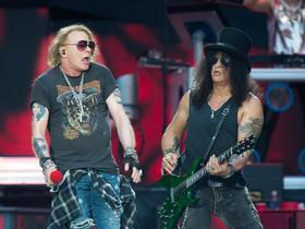 Guns N' Roses with Mammoth WVH