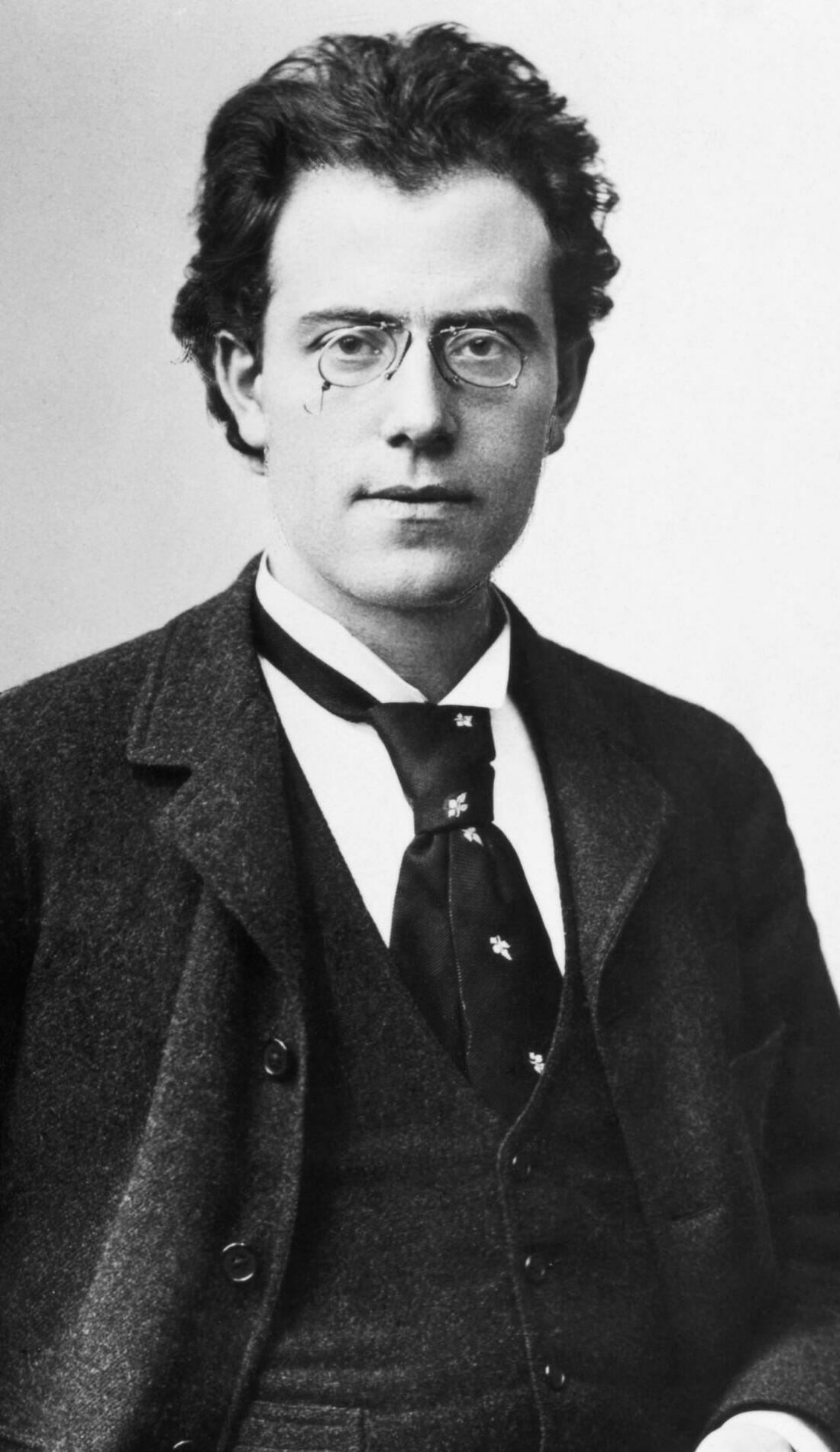 A Gustav Mahler live event
