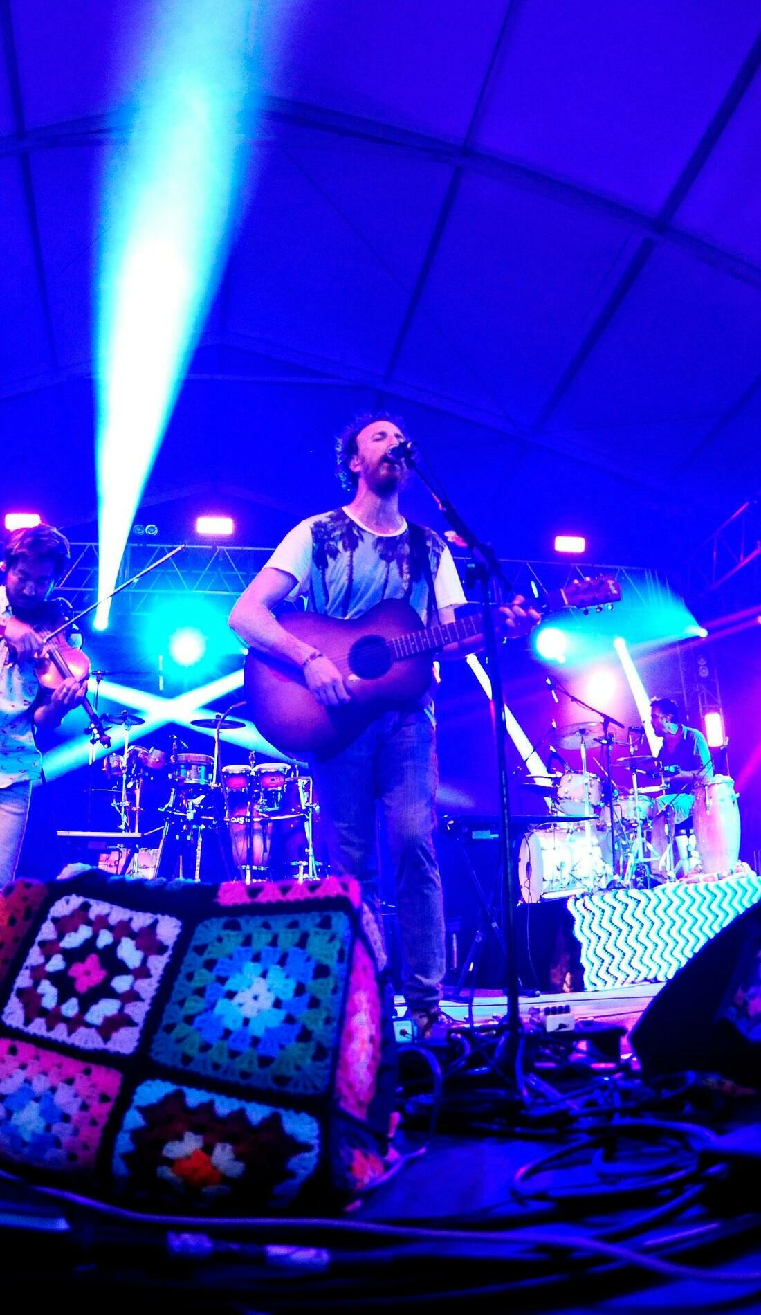A Guster live event