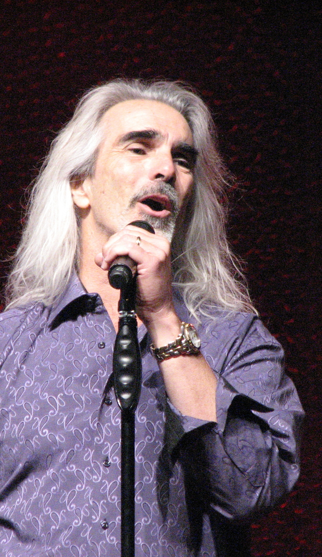A Guy Penrod live event