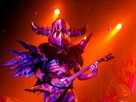 GWAR with Toxic Holocaust and Sacred Reich and Against The Grain