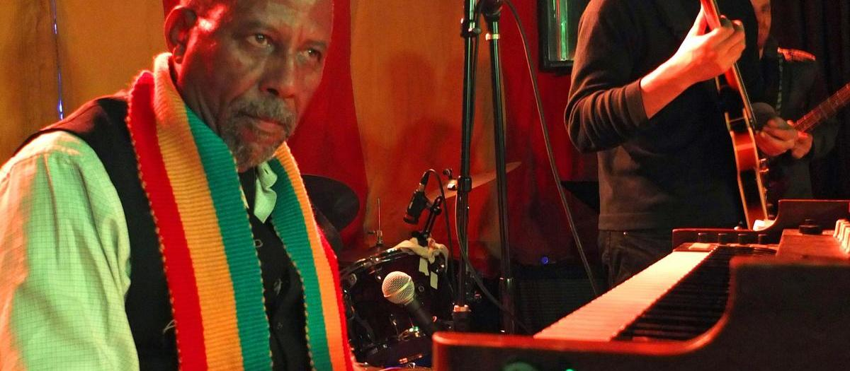 Hailu Mergia Tickets