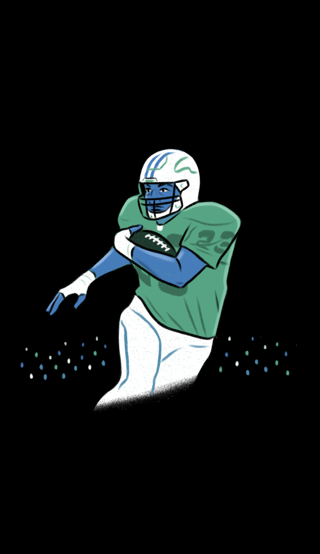 A Hamilton Tiger-Cats live event