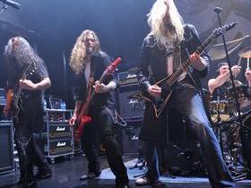 HammerFall Concert in Mesa