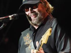 Hank Williams Jr. with Frank Foster