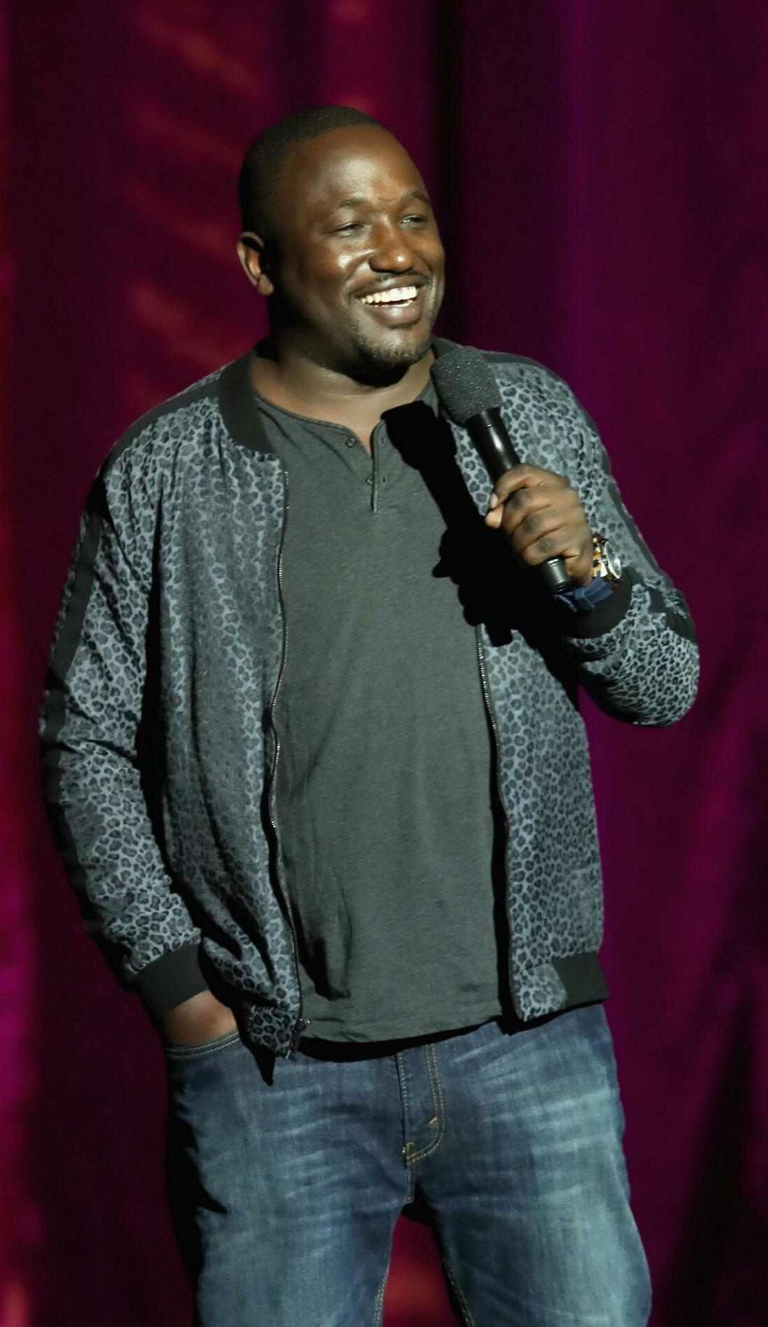 A Hannibal Buress live event