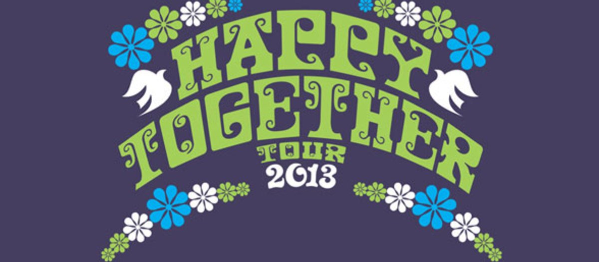 Happy Together Tickets
