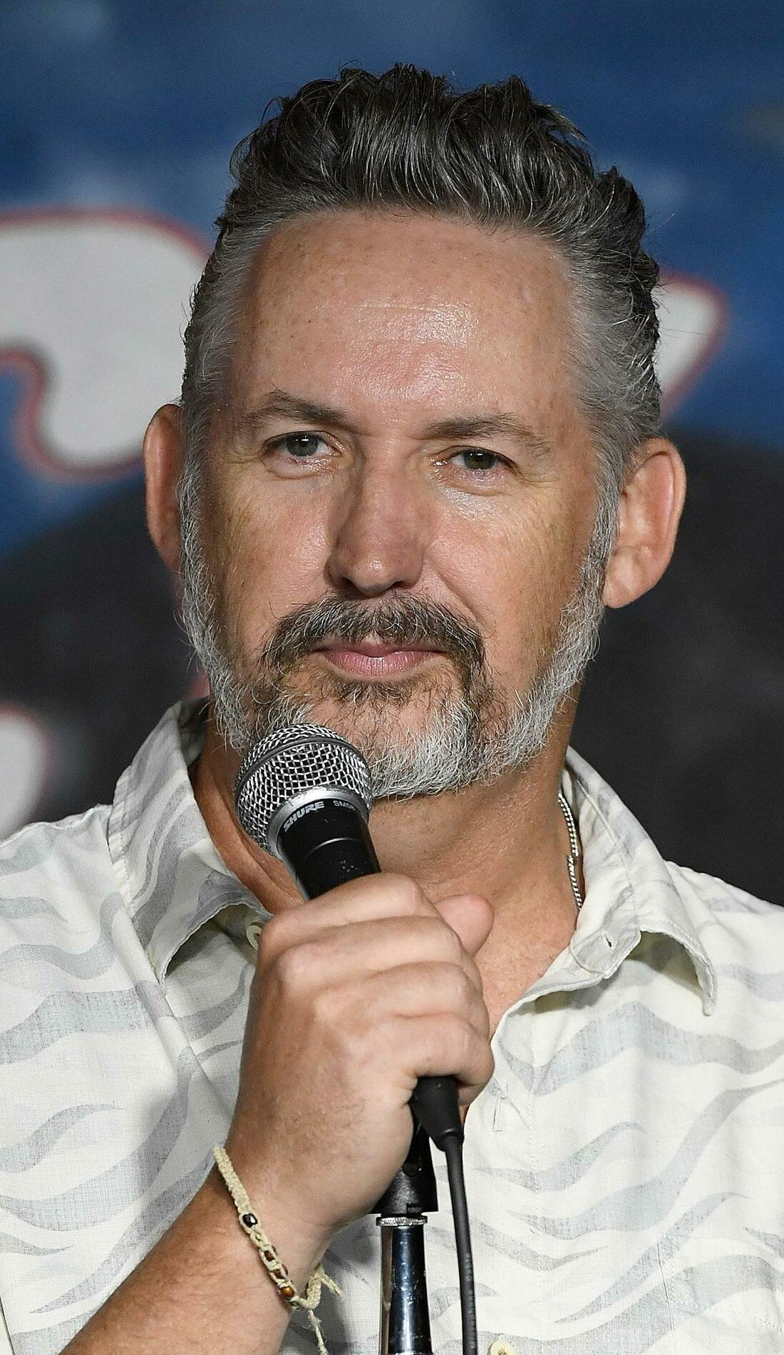 A Harland Williams live event