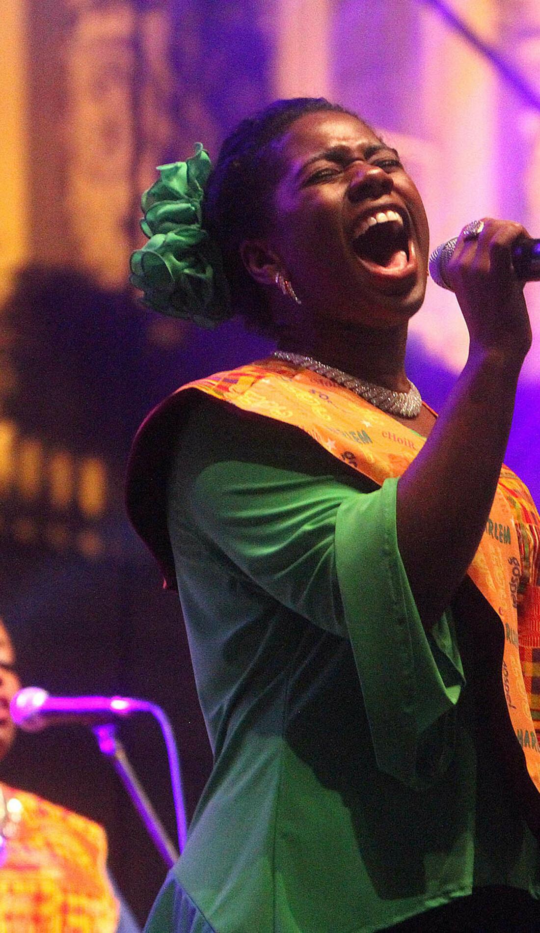 A Harlem Gospel Choir live event