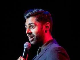 Hasan Minhaj with Goatface and New York Comedy Festival and Asif Ali