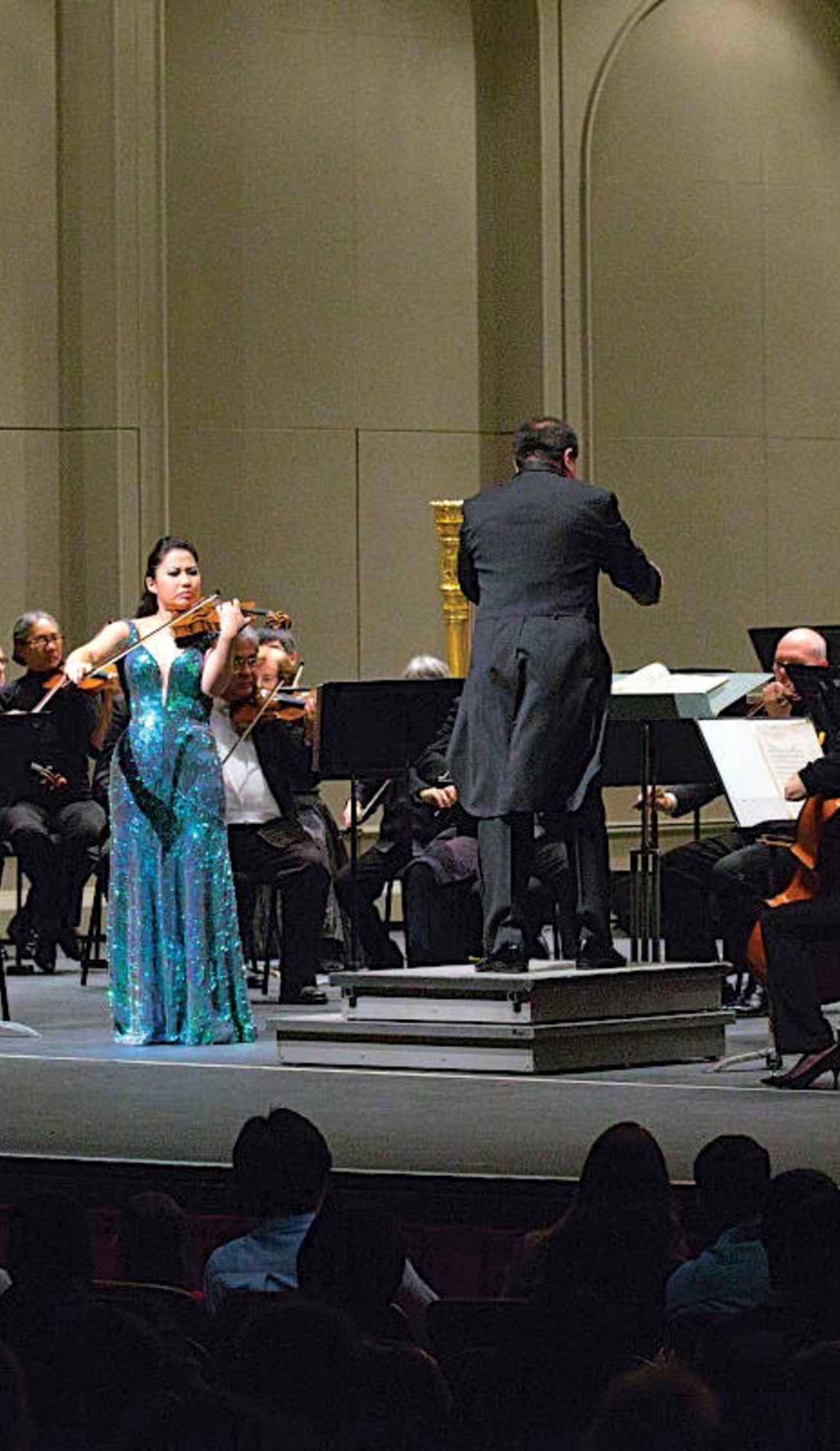 A Hawaii Symphony Orchestra live event