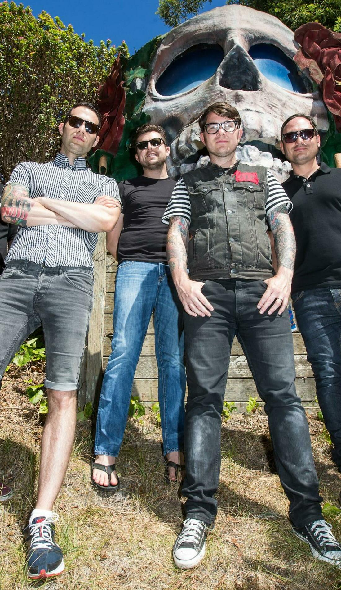 A Hawthorne Heights live event