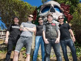 Hawthorne Heights with The Red Jumpsuit Apparatus and Hope Revolution Tour