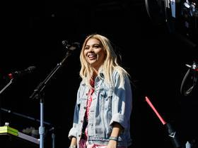 Bleachers with Hayley Kiyoko
