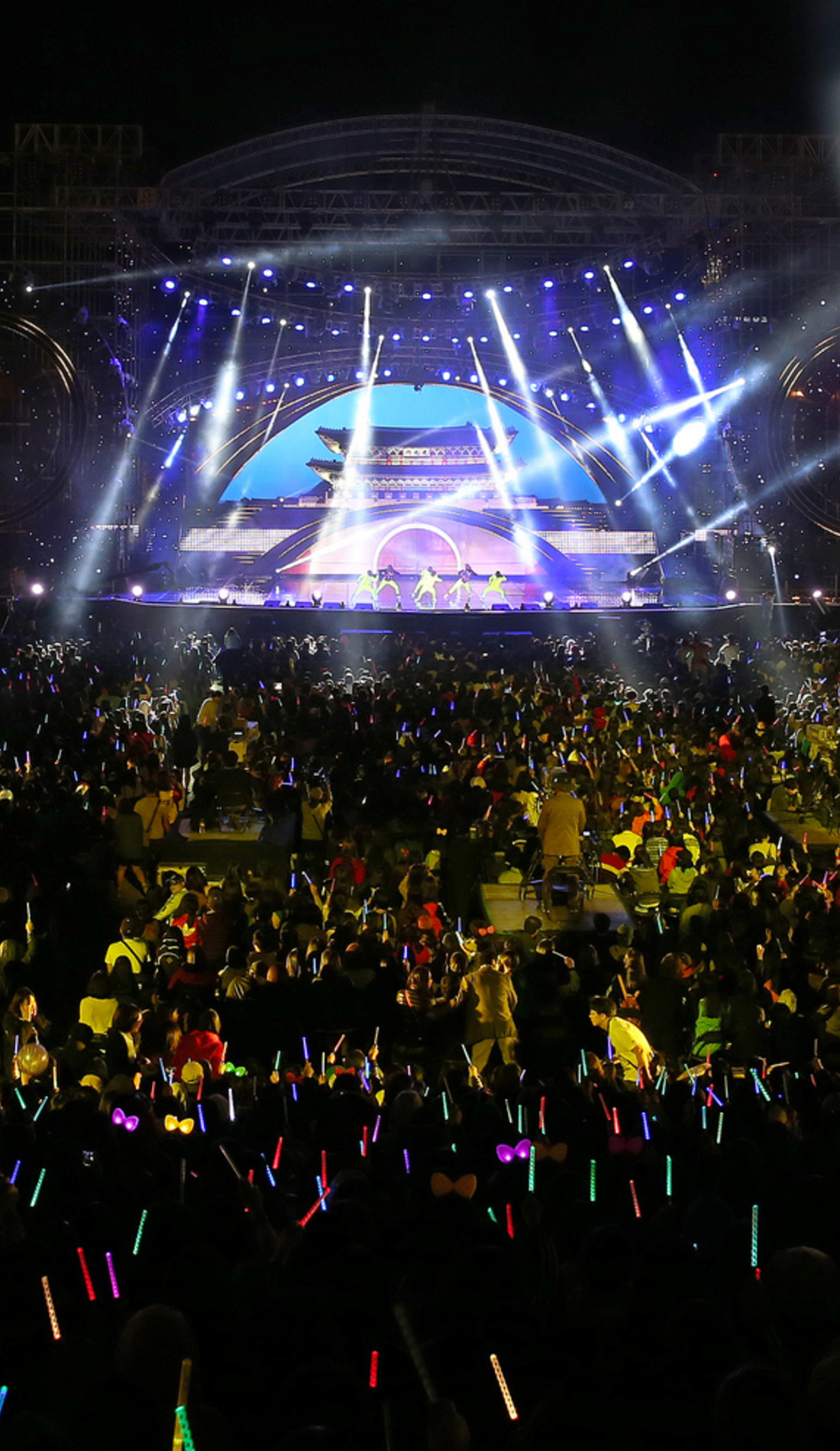 A Heartland Stampede Music Festival live event