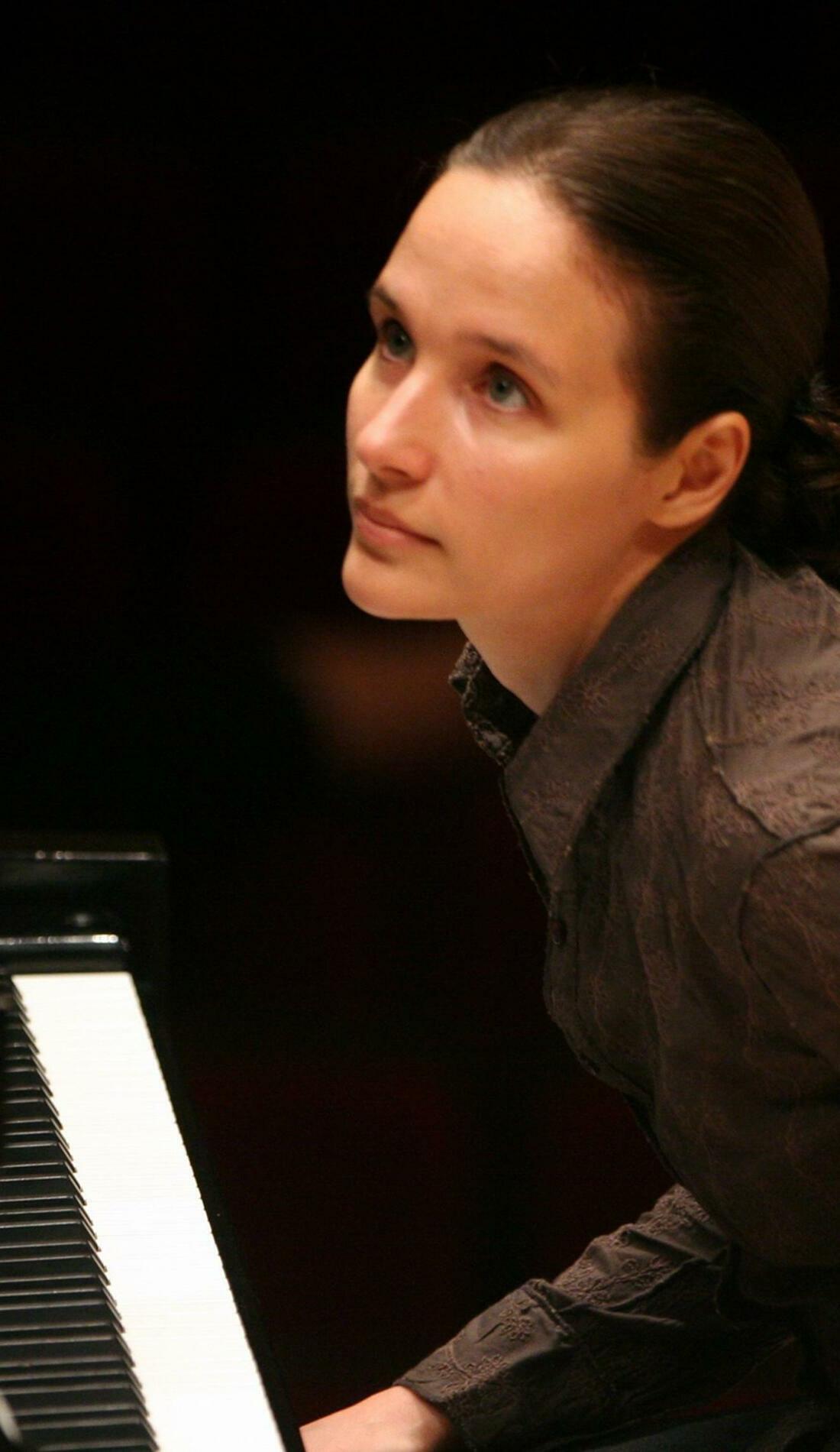 A Helene Grimaud live event