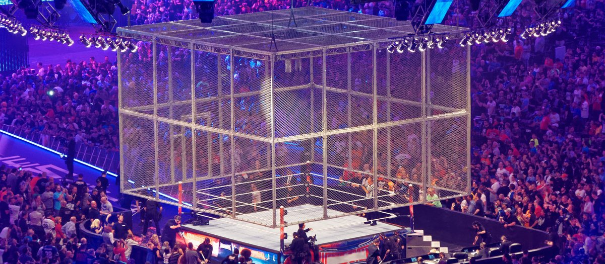 Hell In A Cell Tickets