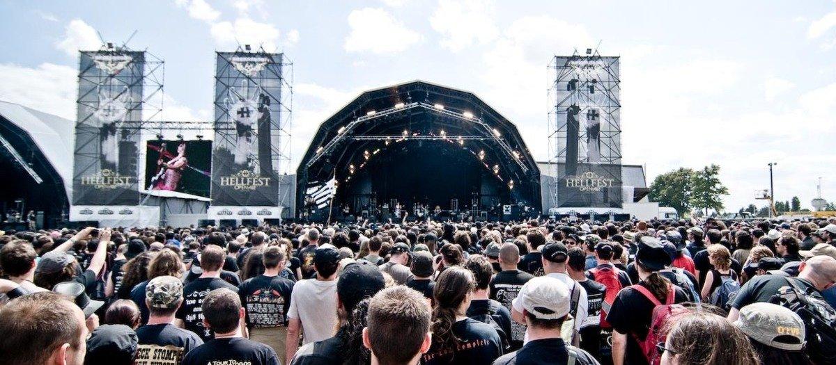 HellFest Music Festival Tickets