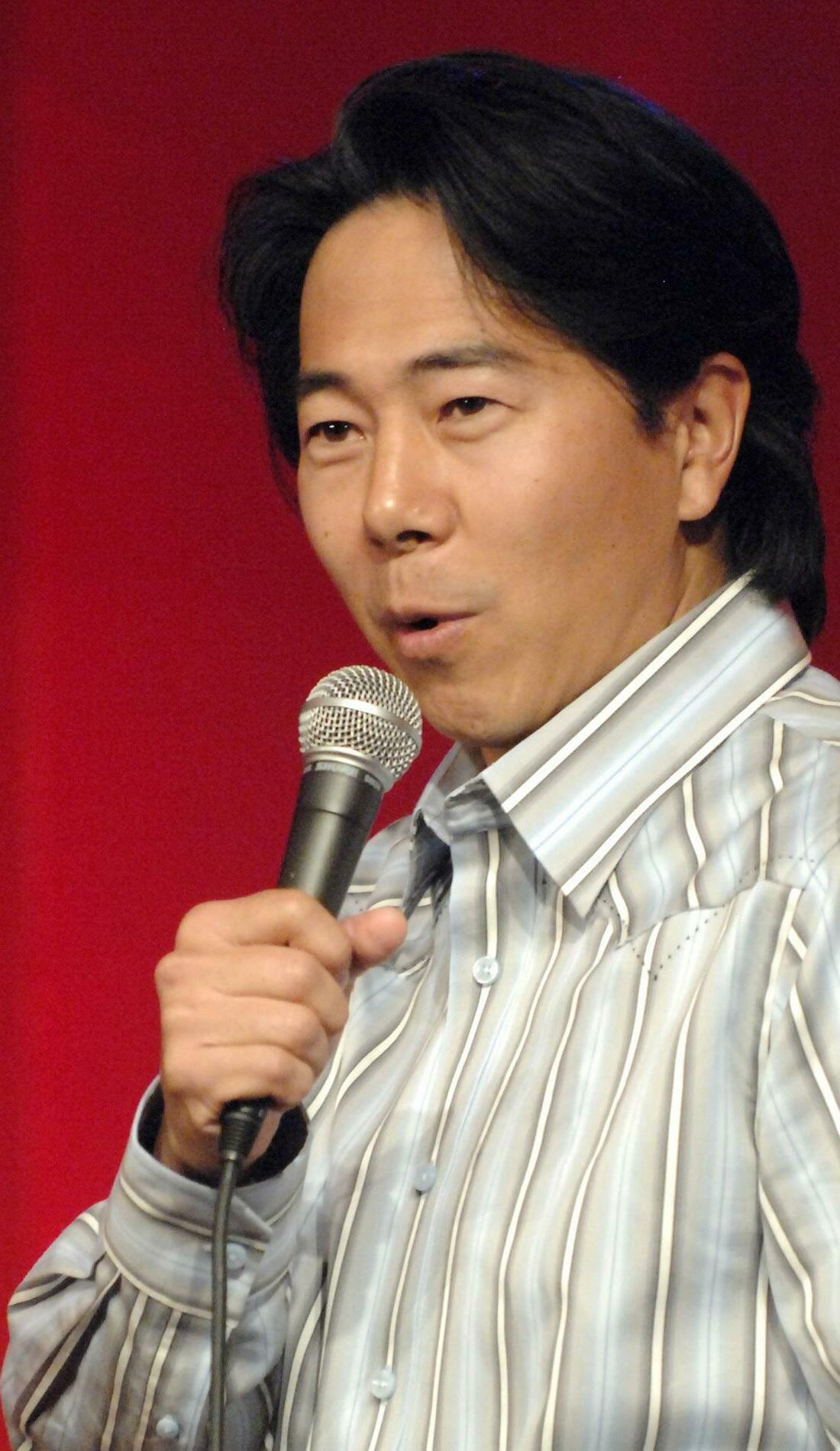 A Henry Cho live event