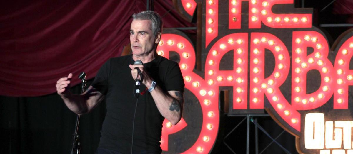 Henry Rollins Tickets