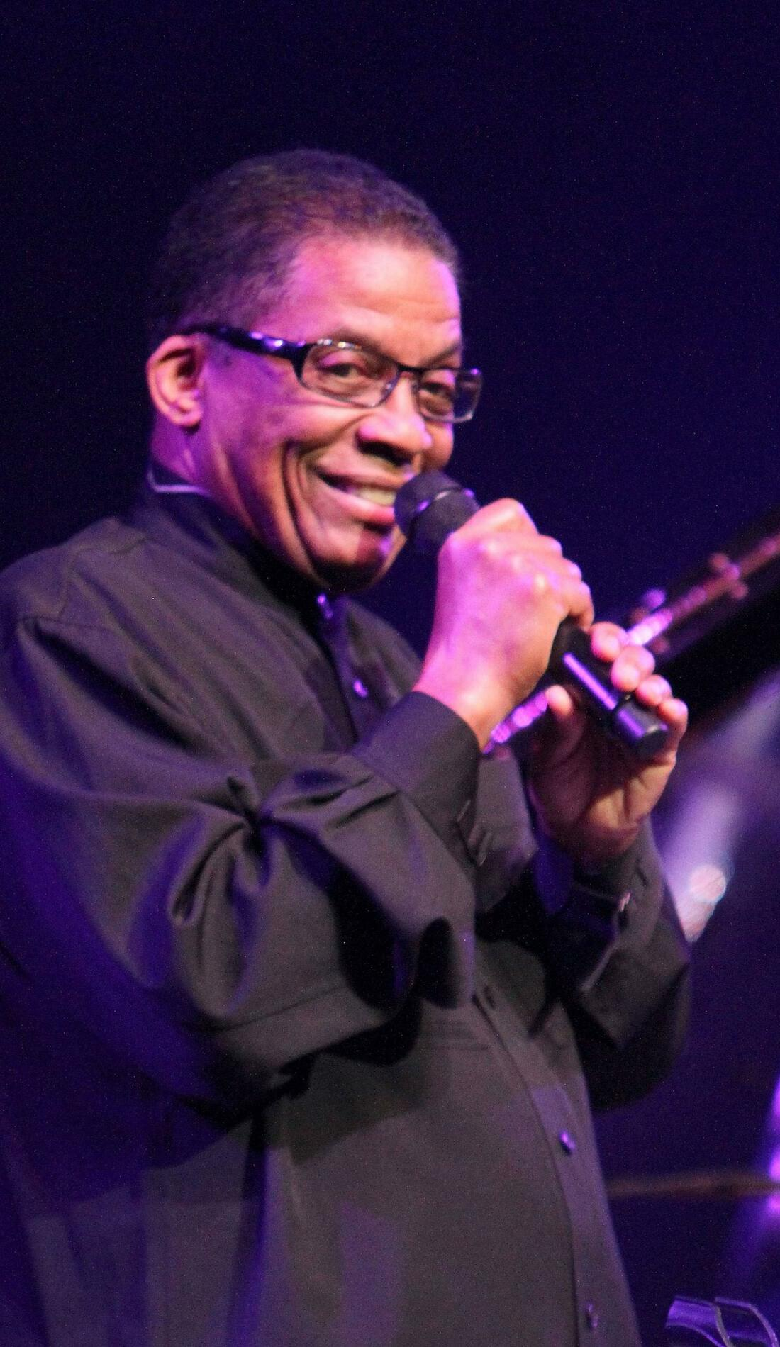 A Herbie Hancock live event