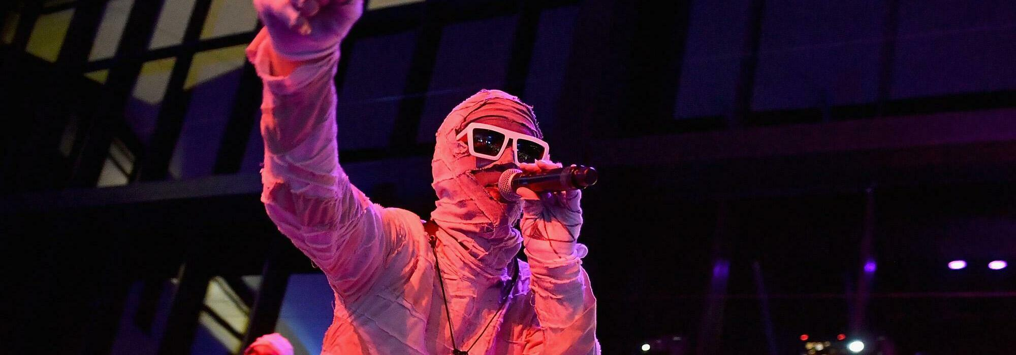 A Here Come The Mummies live event