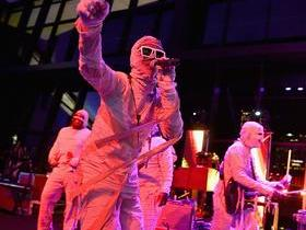 Advertisement - Tickets To Here Come The Mummies