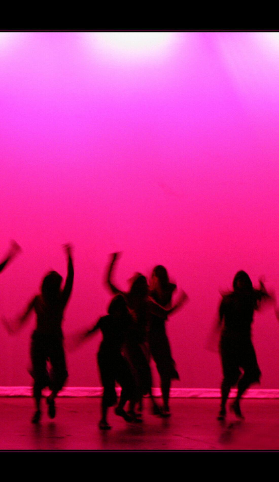 A Hiplet Ballerinas live event