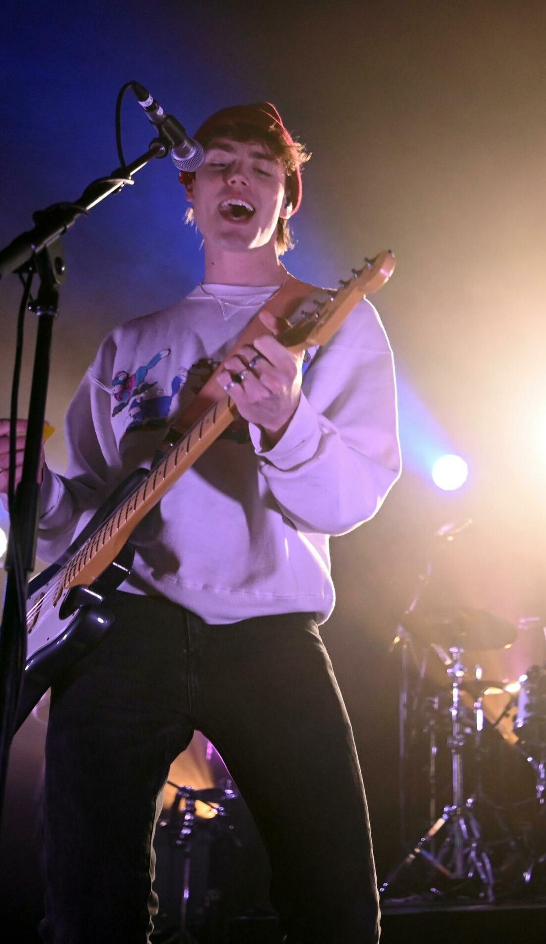 A Hippo Campus live event