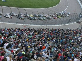 PRE RACE PASS ONLY Hollywood Casino 400 - Monster Energy Cup Series