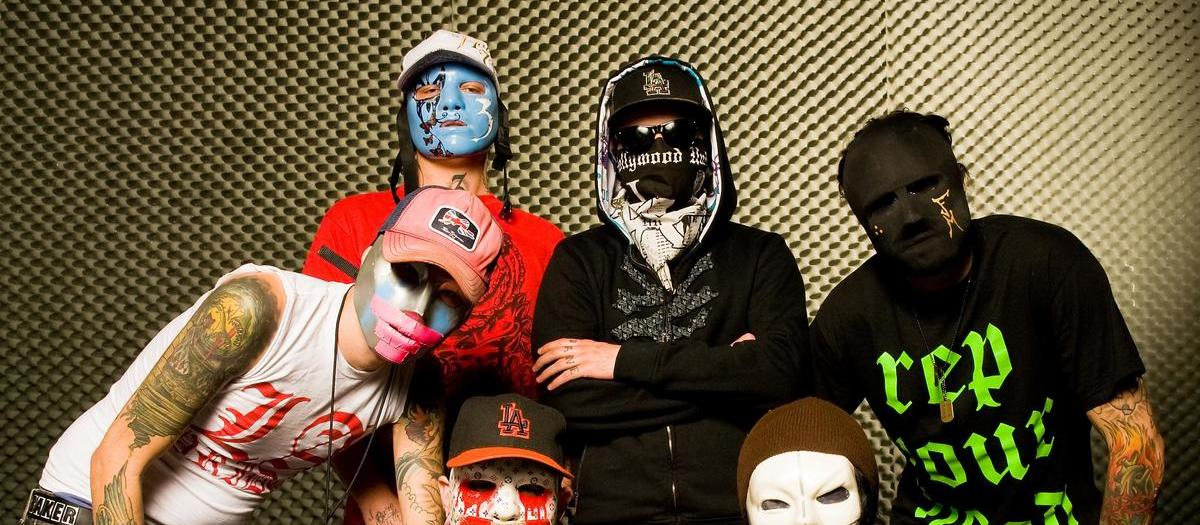 Hollywood Undead with Bad Wolves