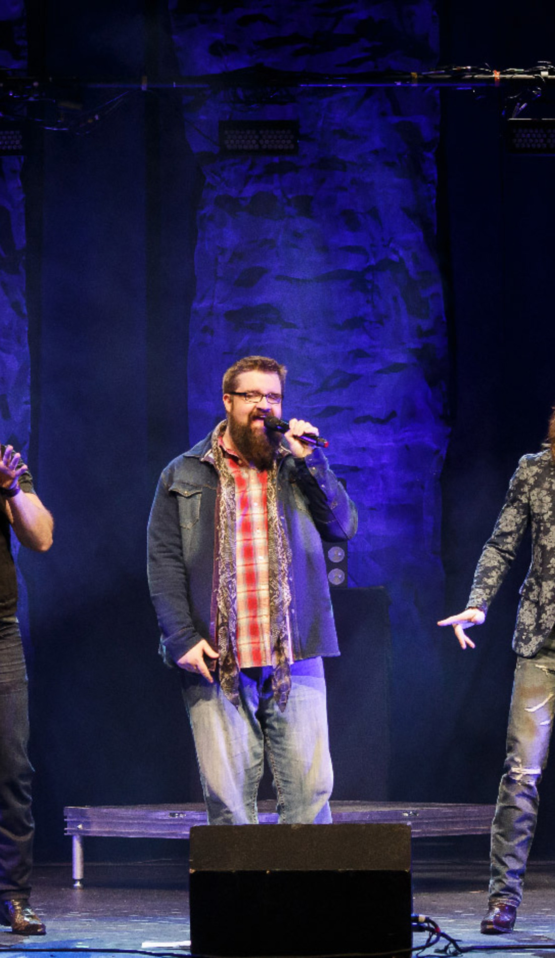 A Home Free Vocal Band live event