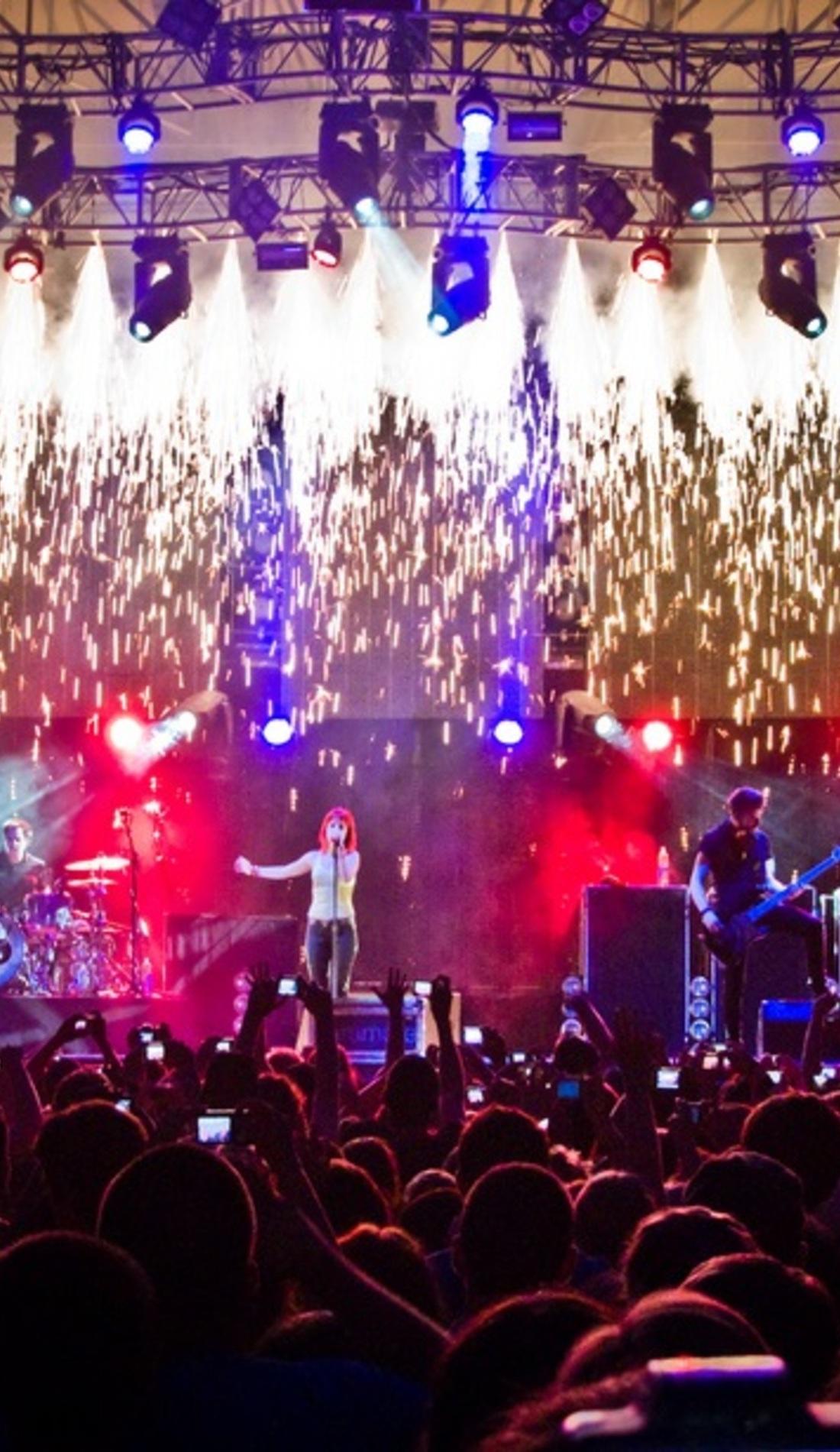 A Honda Civic Tour live event