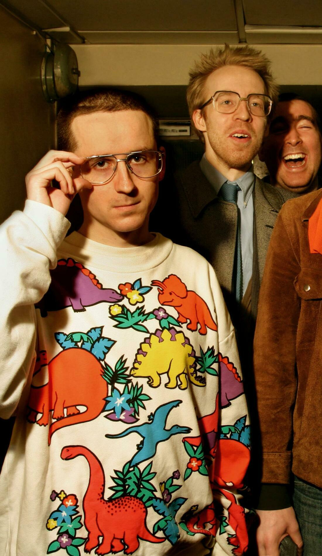 A Hot Chip live event