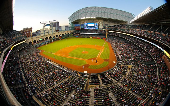 Astros Stadium Map Minute Maid Park Seating Chart & Map | SeatGeek